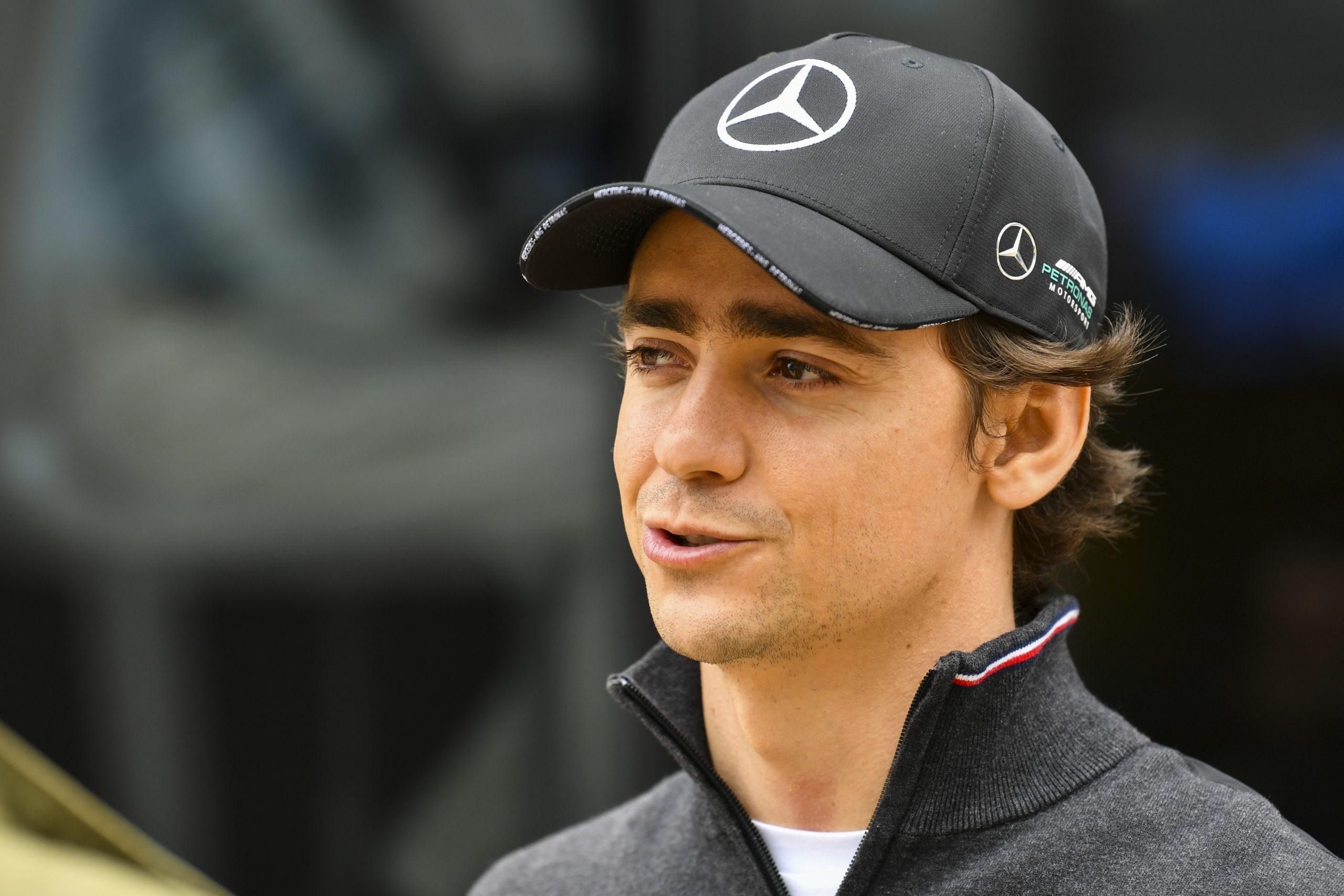 Gutierrez joins Mercedes-Benz EQ Formula E team