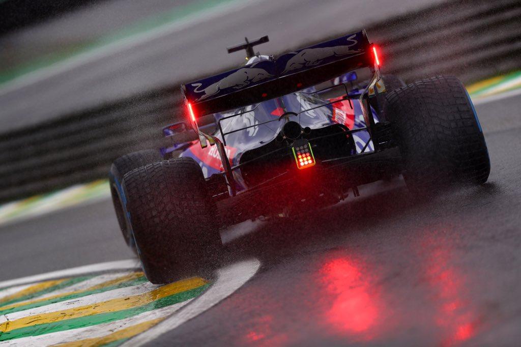 Toro Rosso - 2019 Brazilian Grand Prix