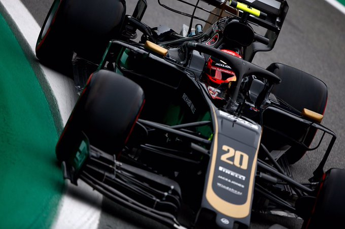 F1 Formula 1 Formula One Results FP2 Second Practice Brazilian Grand Prix