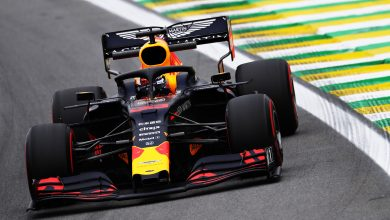 Photo of Verstappen untouchable in qualifying as he takes Brazil pole