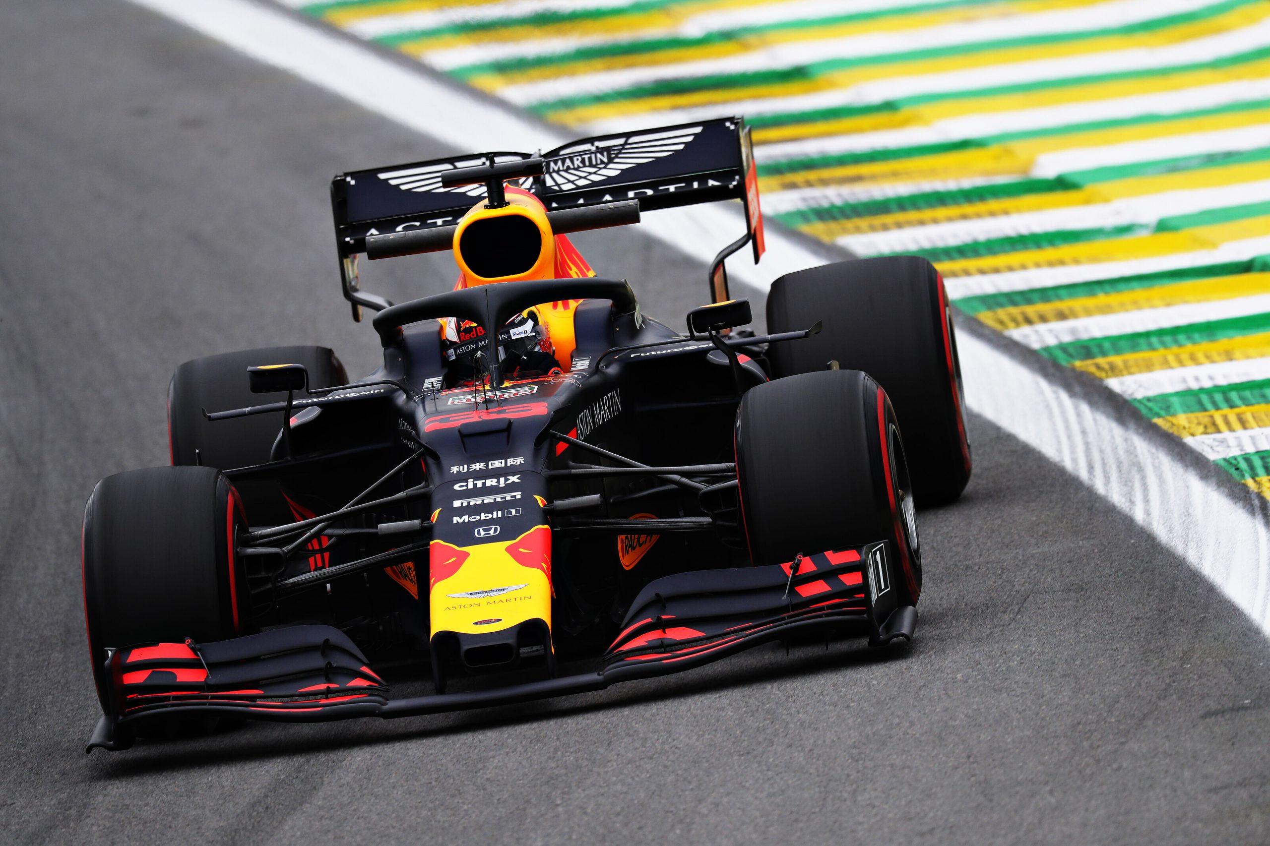 F1 Formula 1 Formula One Brazilian Grand Prix Max Verstappen Red Bull Racing