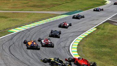Photo of Race Results – 2019 Brazilian Grand Prix