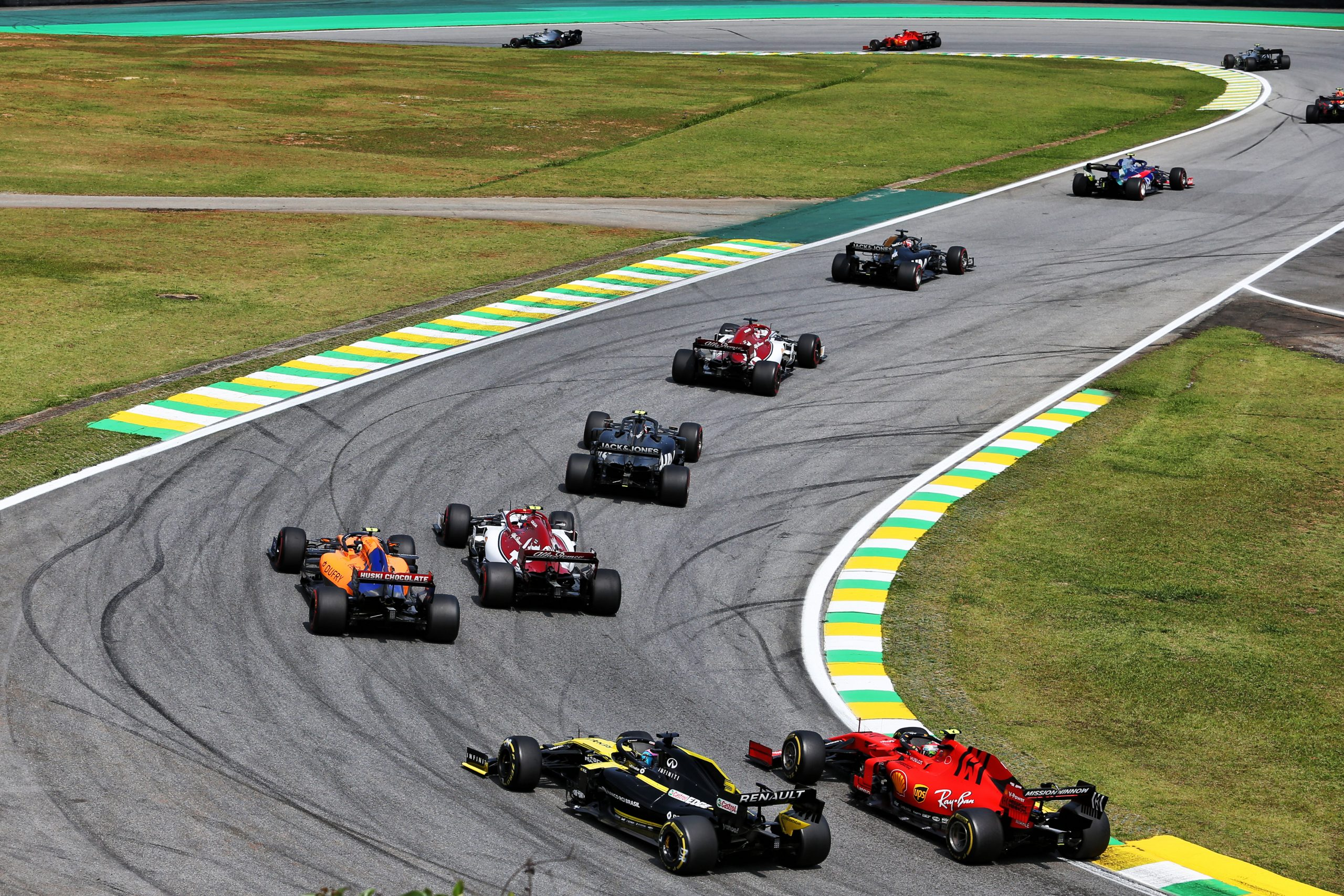 Brazilian Grand Prix Interlagos Formula 1 F1