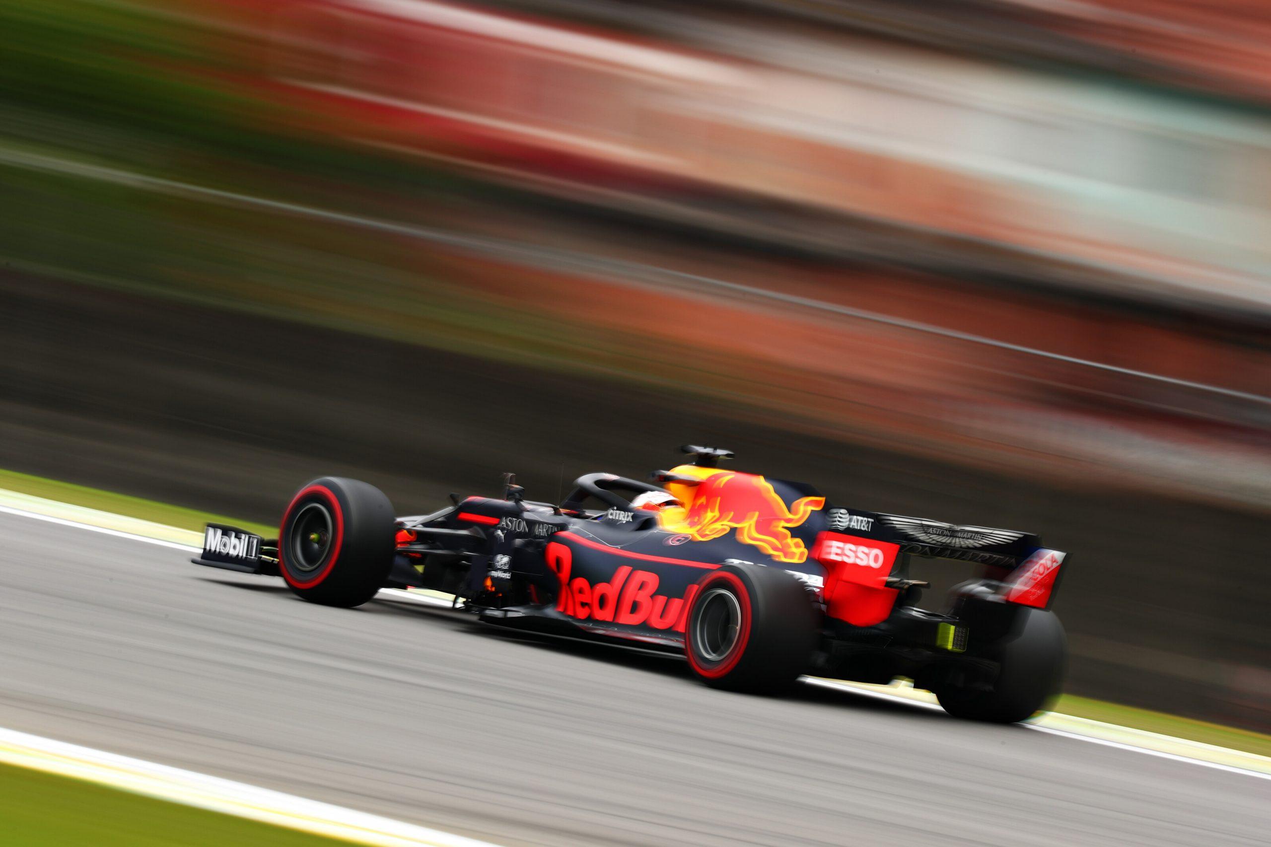 safety car pierre gasly F1 Formula 1 Formula One Brazilian Grand Prix Verstappen