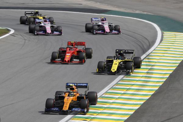 F1 Formula 1 Formula One Brazilian Grand Prix Safety Car restarts Ross Brawn