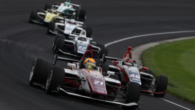 Photo of Ed Carpenter Racing announce Rinus Veekay for full-time drive