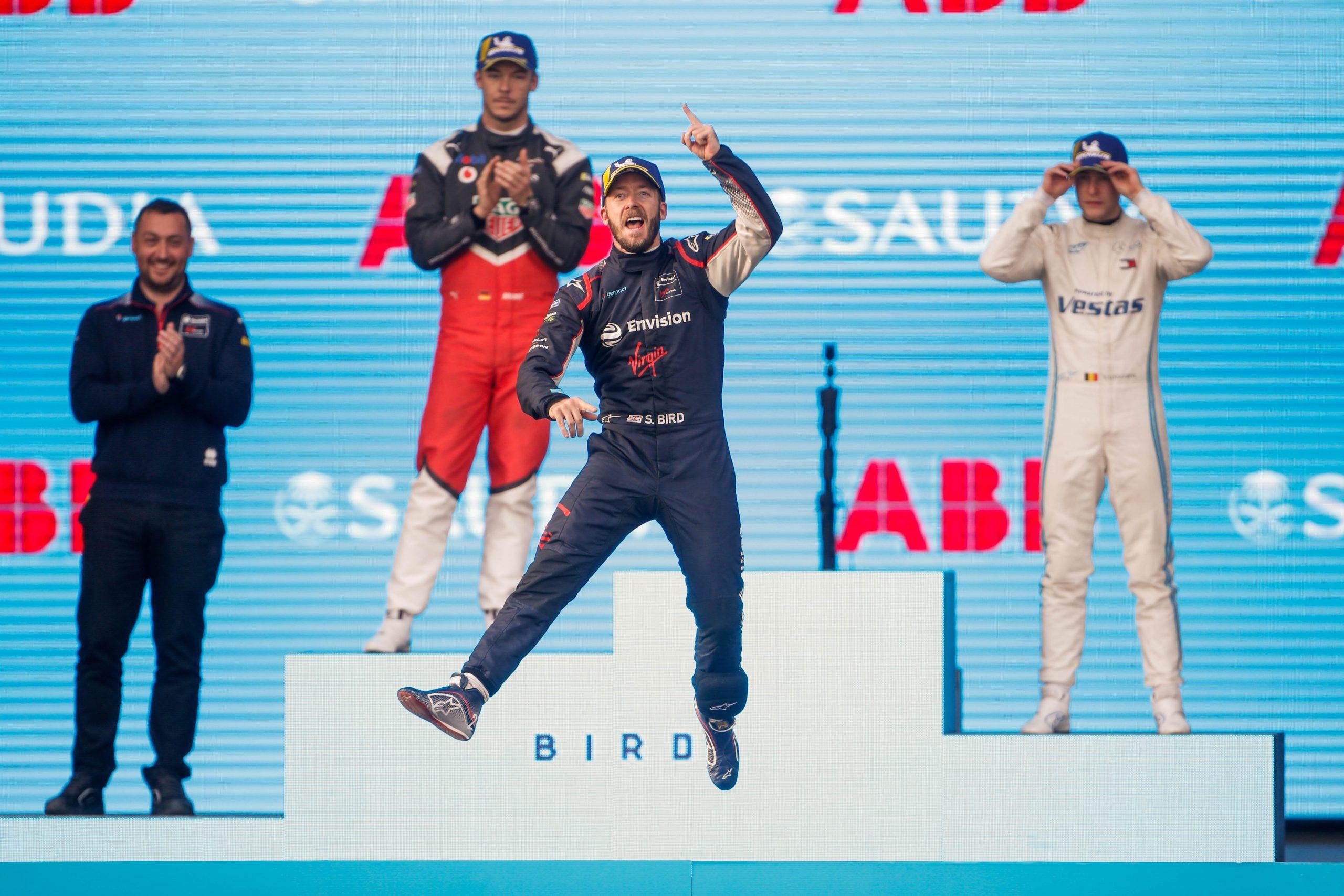 Race results – 2019 Diriyah E-Prix