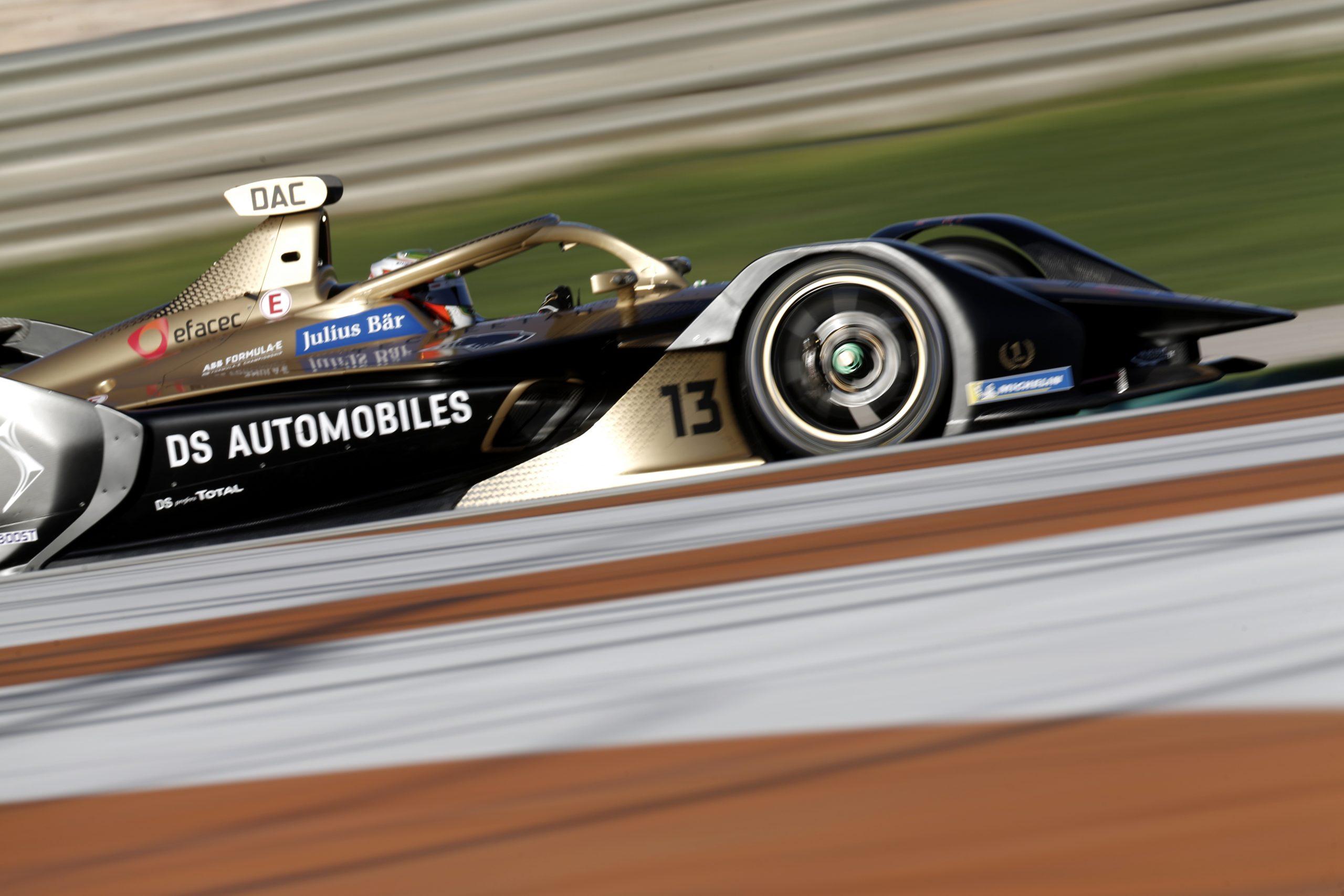 Practice results – 2019 Diriyah E-Prix race 2