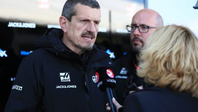 Photo of Steiner: I should have listened to the drivers more