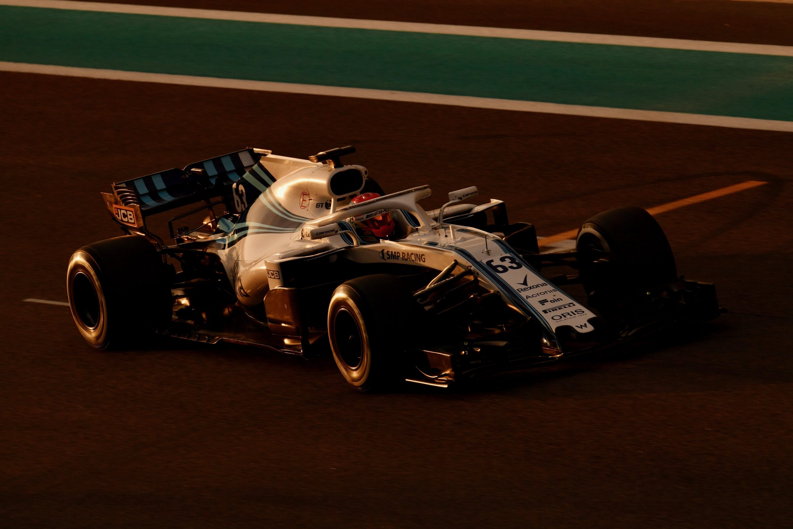 4500 tyres to Abu Dhabi F1 Formula 1 Formula One Pirelli tyre testing