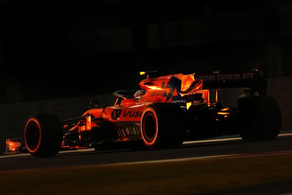 F1 Formula 1 McLaren BAT British American Tobacco