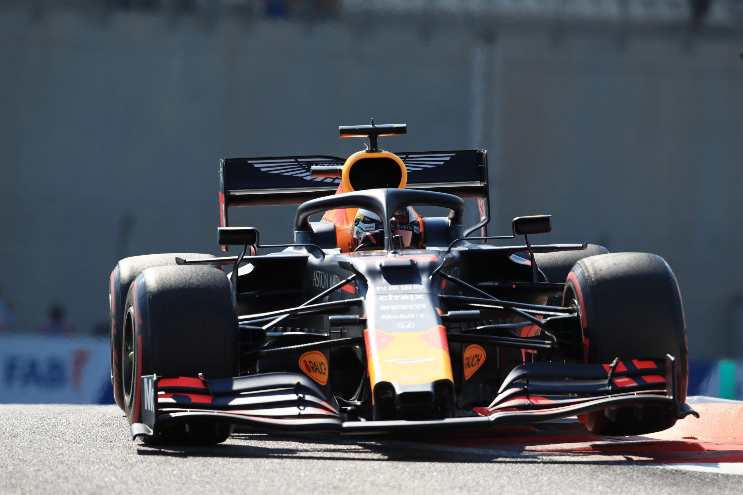 F1 Formula 1 Formula One Max Verstappen Red Bull RB15