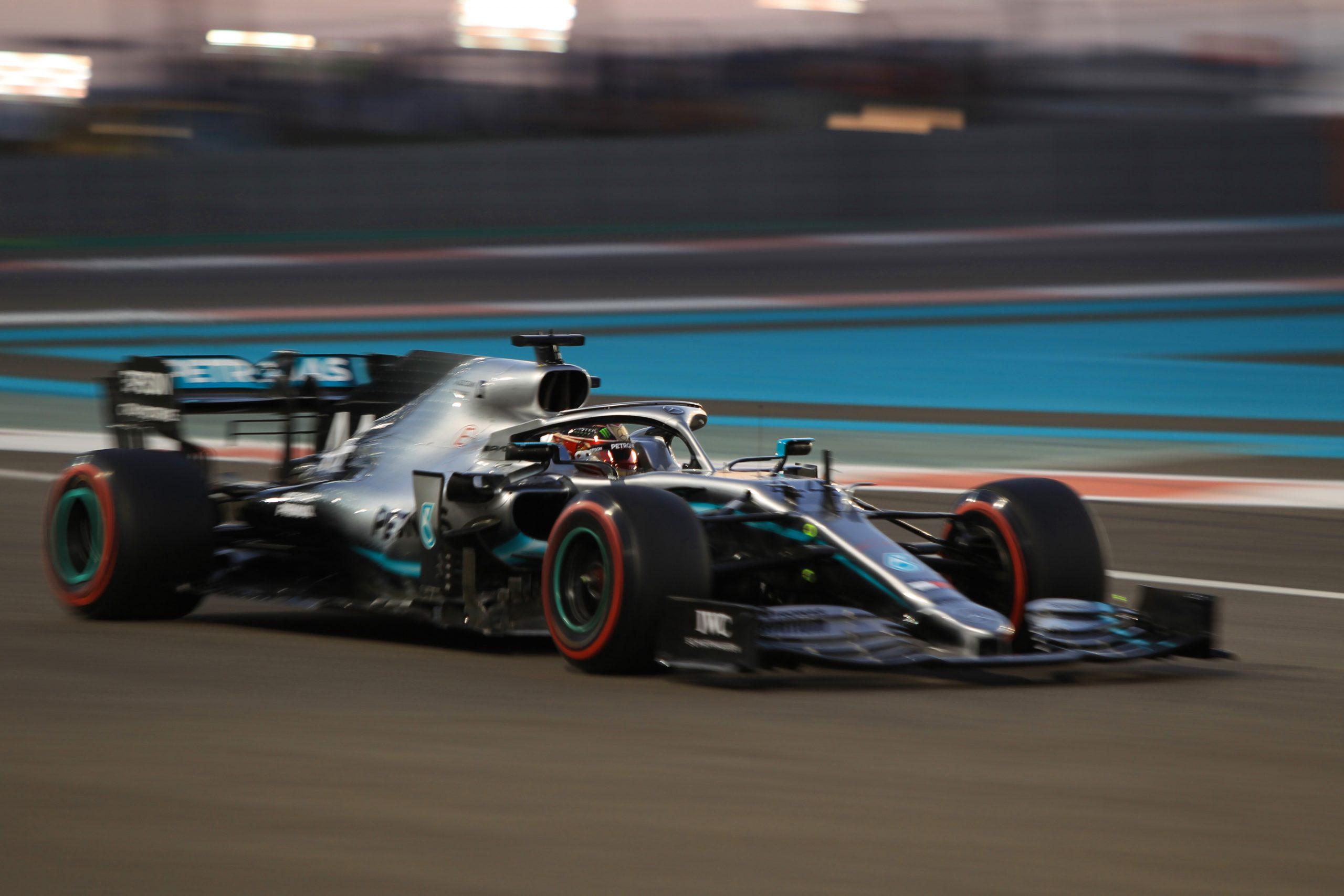 F1 Formula 1 Formula One Qualifying Lewis Hamilton Mercedes pole position