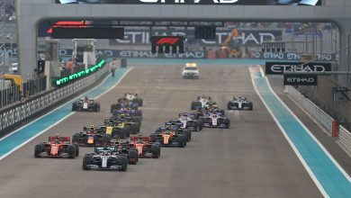 Photo of Hamilton dominates season finale in Abu Dhabi