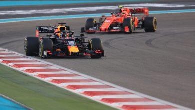 Photo of Verstappen: Throttle torque holes cost me time