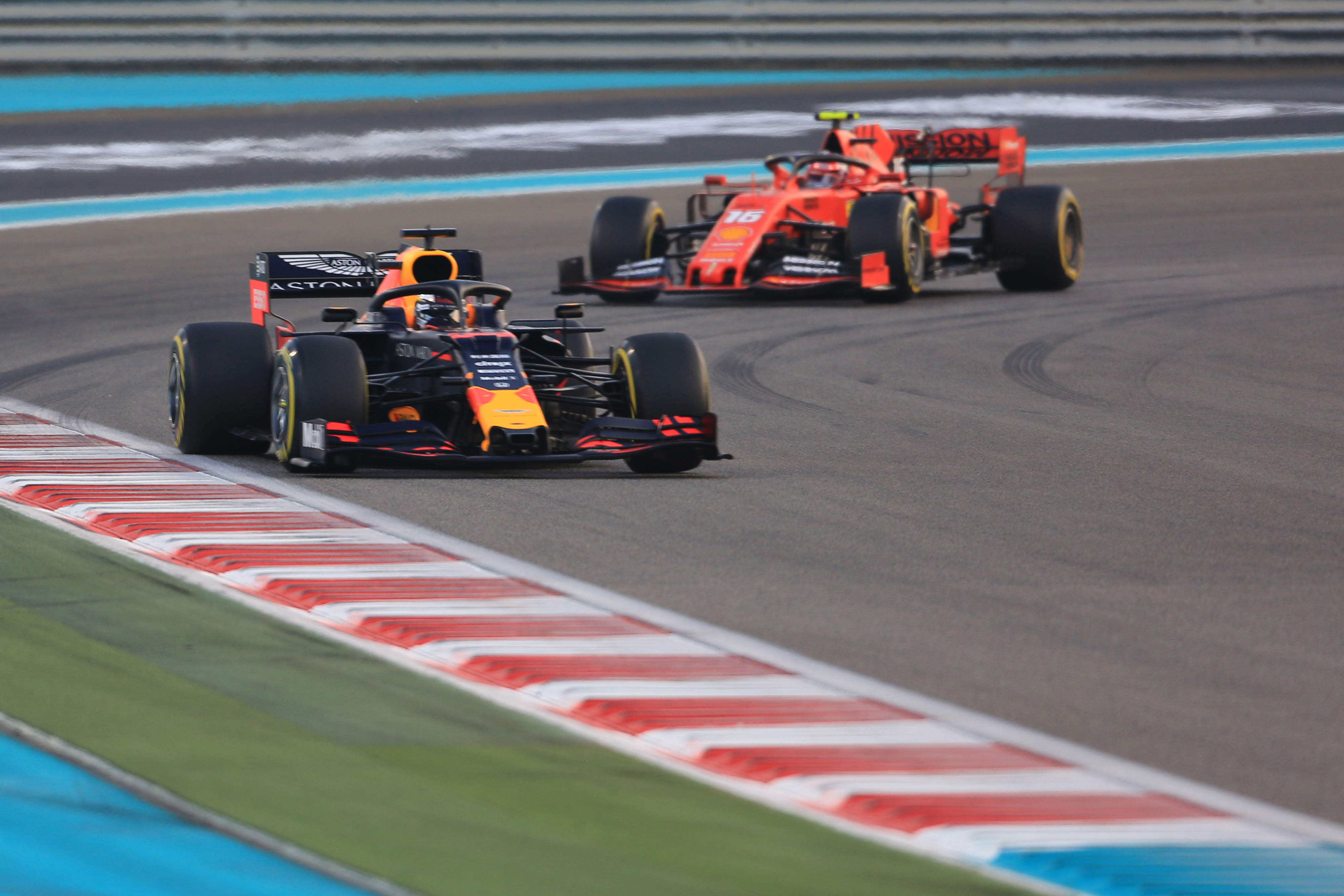 F1 Formula 1 Formula One Max Verstappen torque holes on throttle