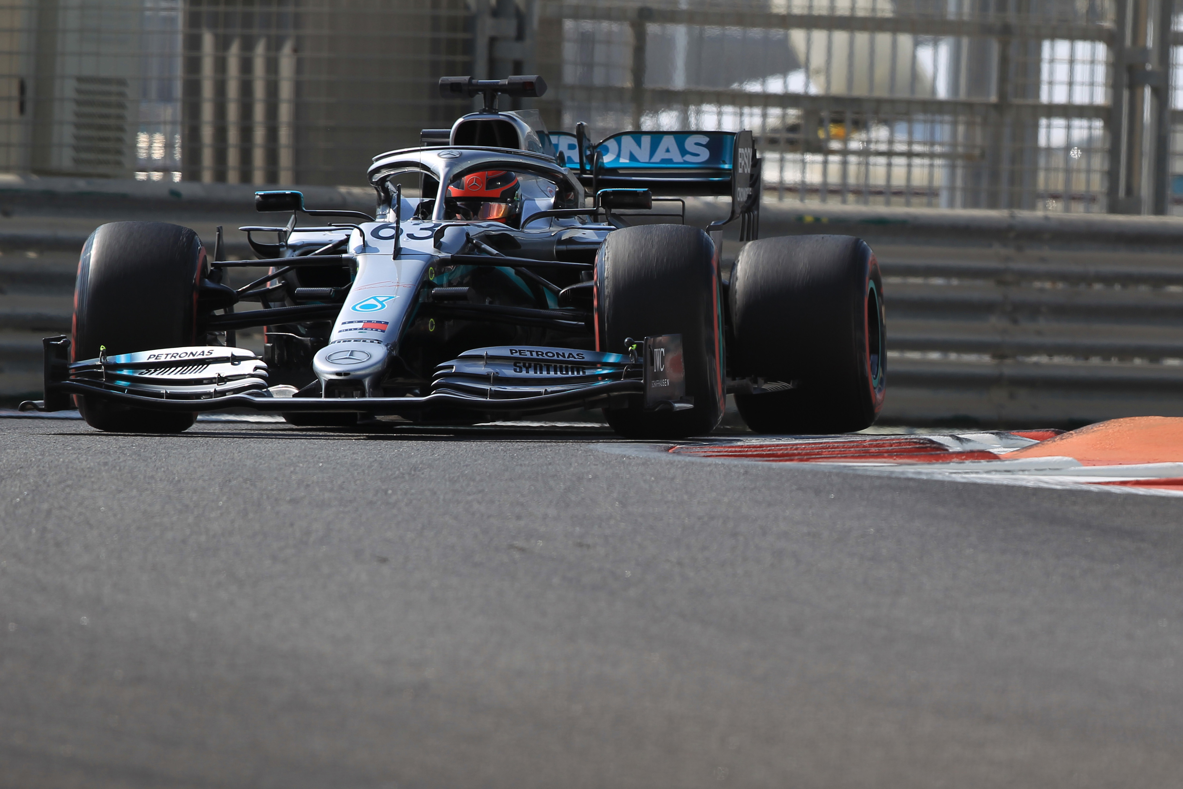 F1 Formula 1 Formula One Testing results Yas Marina