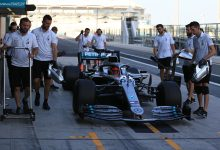 Photo of Russell to stay in Abu Dhabi for 18 inch tyre test with Mercedes