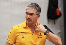 Photo of Technical Director Nick Chester leaves Renault