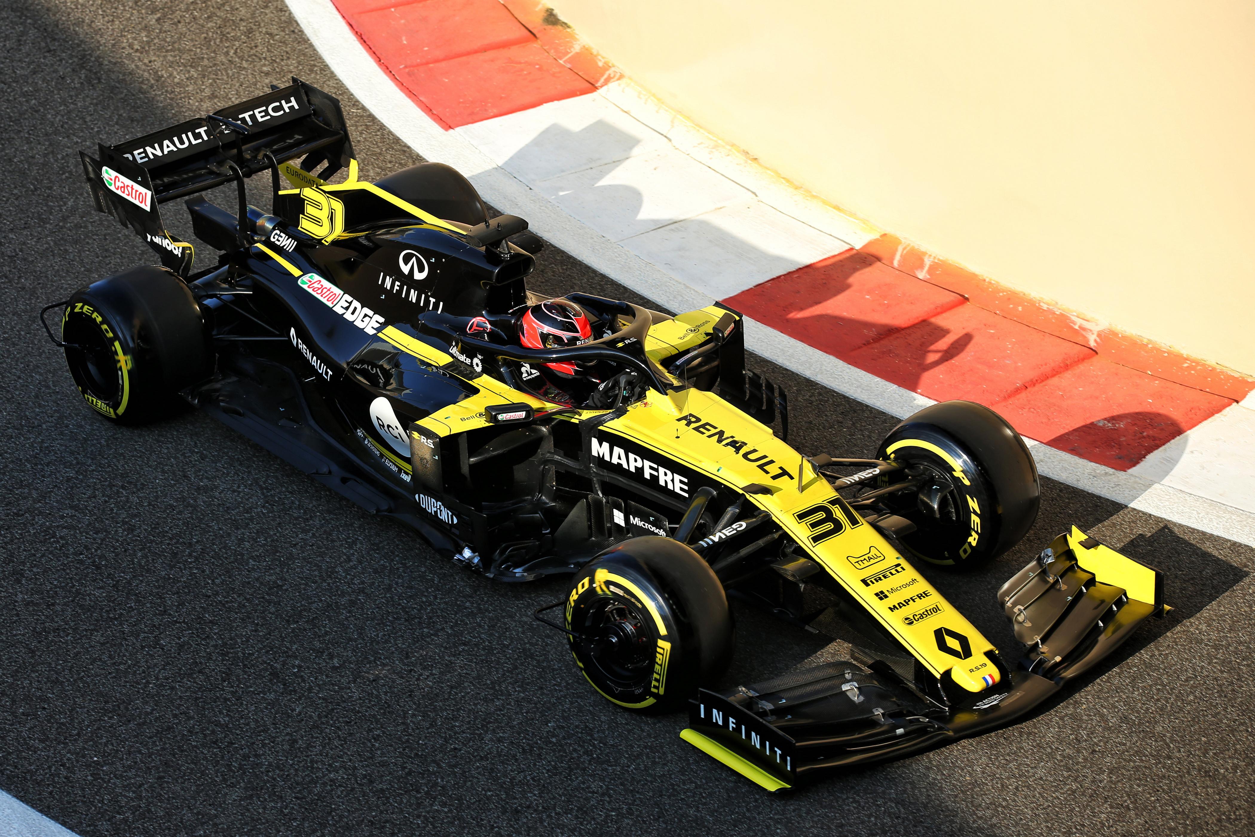 Renault Academy F1 Formula 1 Formula 2