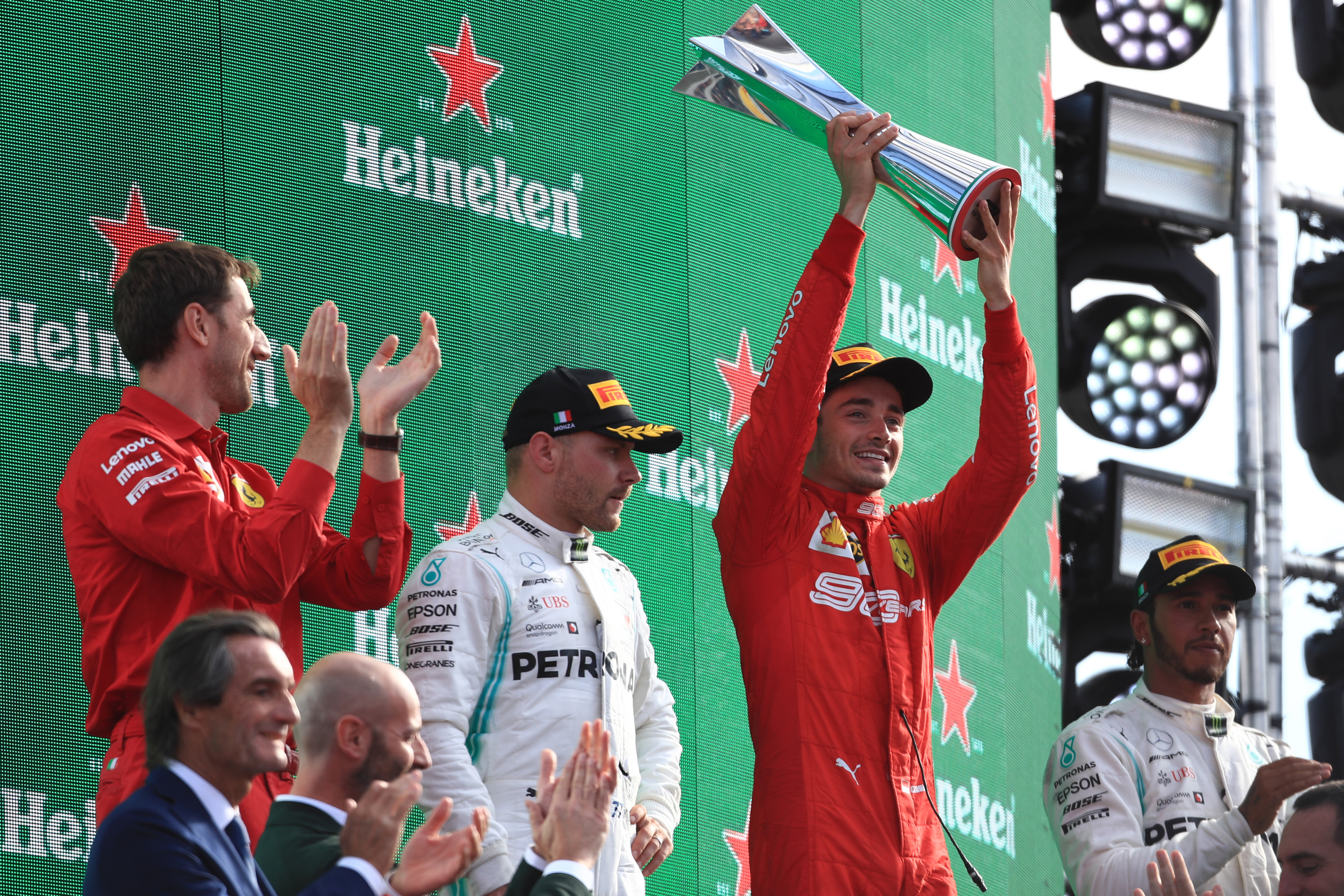 F1 Formula 1 Formula One Charles Leclerc Ferrari 2024 season