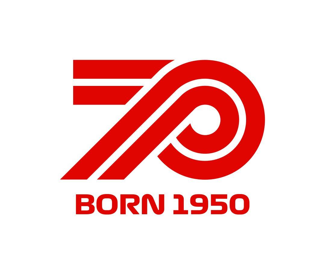 Formula 1 F1 new logo 2020 70 logos