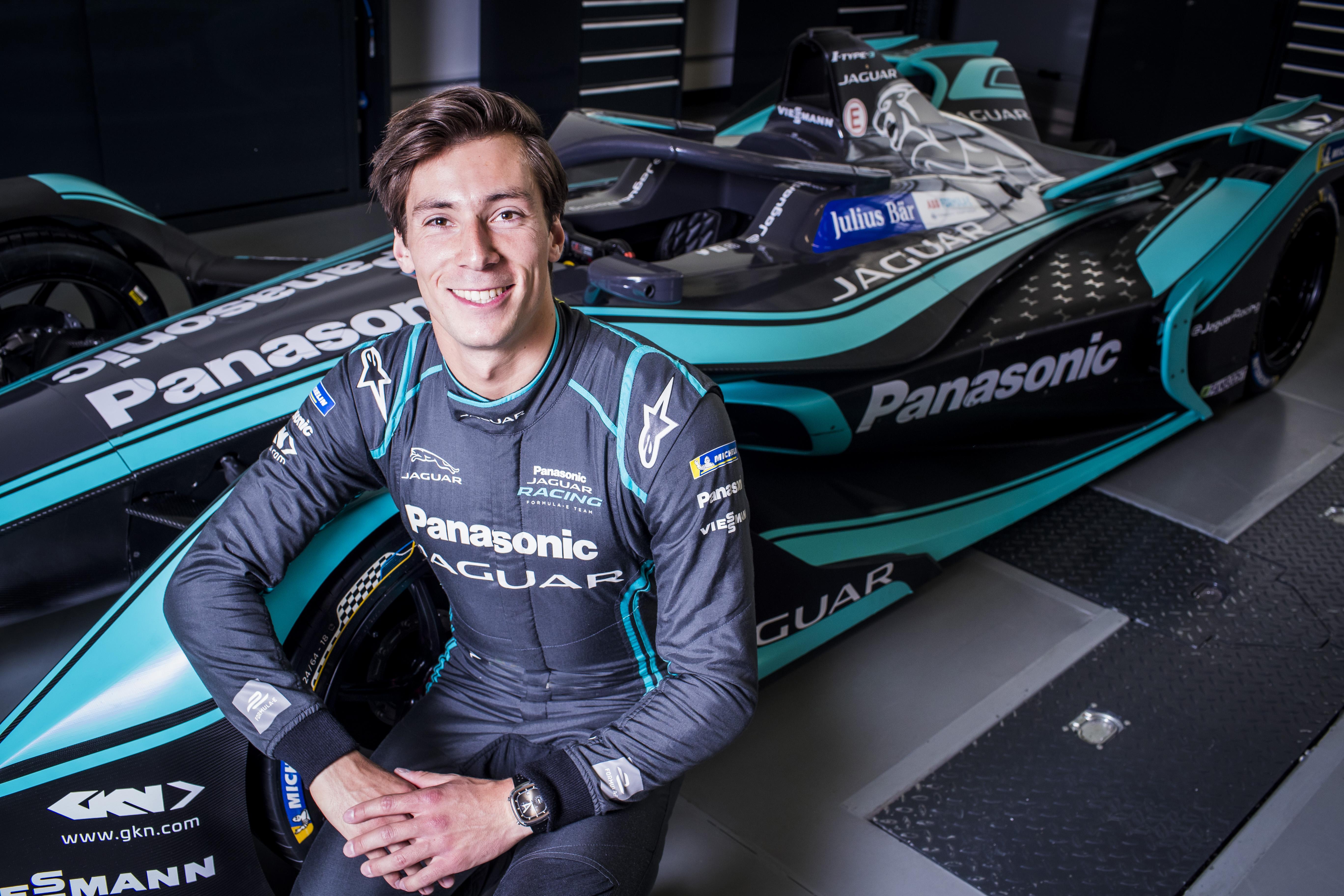 Lynn returns to Jaguar as reserve driver
