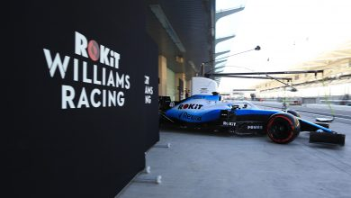 Photo of Bean counters happy at Williams as Lavazza sign as sponsors