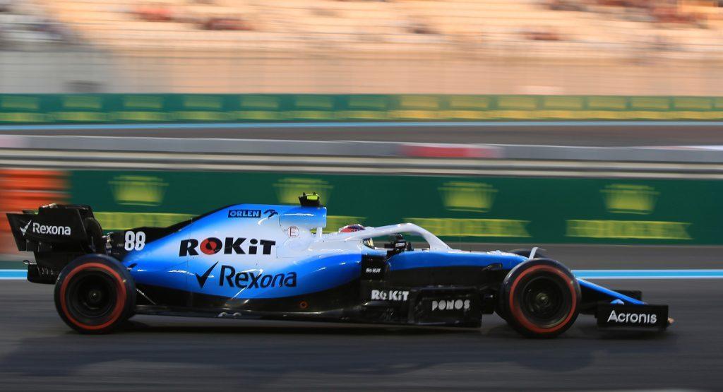 F1 Formula 1 Williams Rexona Unilever McLaren engineering academy multi-year deal