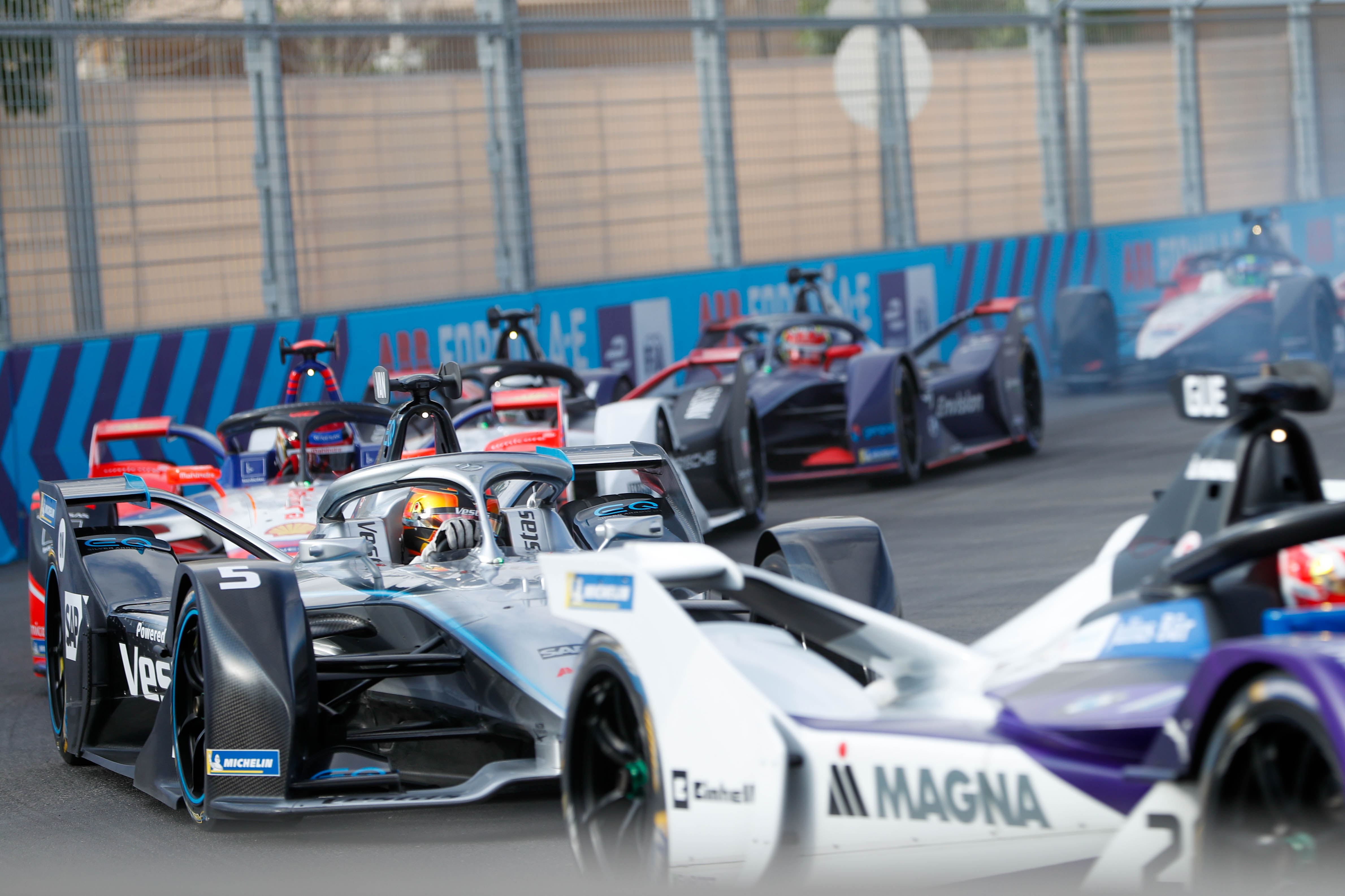 Formula E maintains event sustainability certification