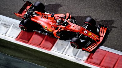 Photo of Leclerc: Vettel still stronger than me in races
