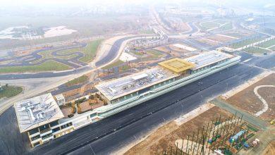 Photo of Vietnam Grand Prix's pit complex is complete
