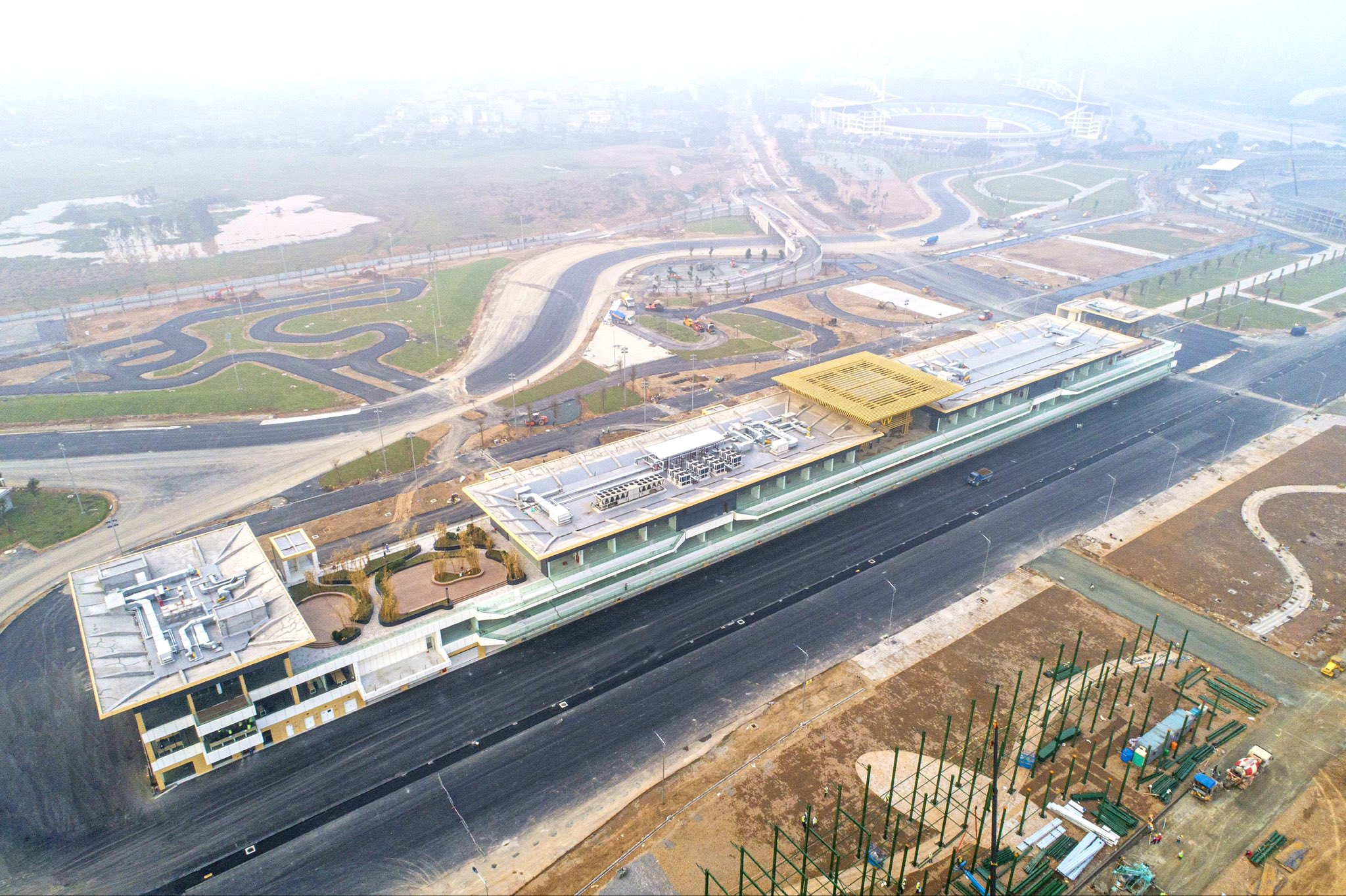 Vietnam Grand Prix Hanoi virus coronavirus