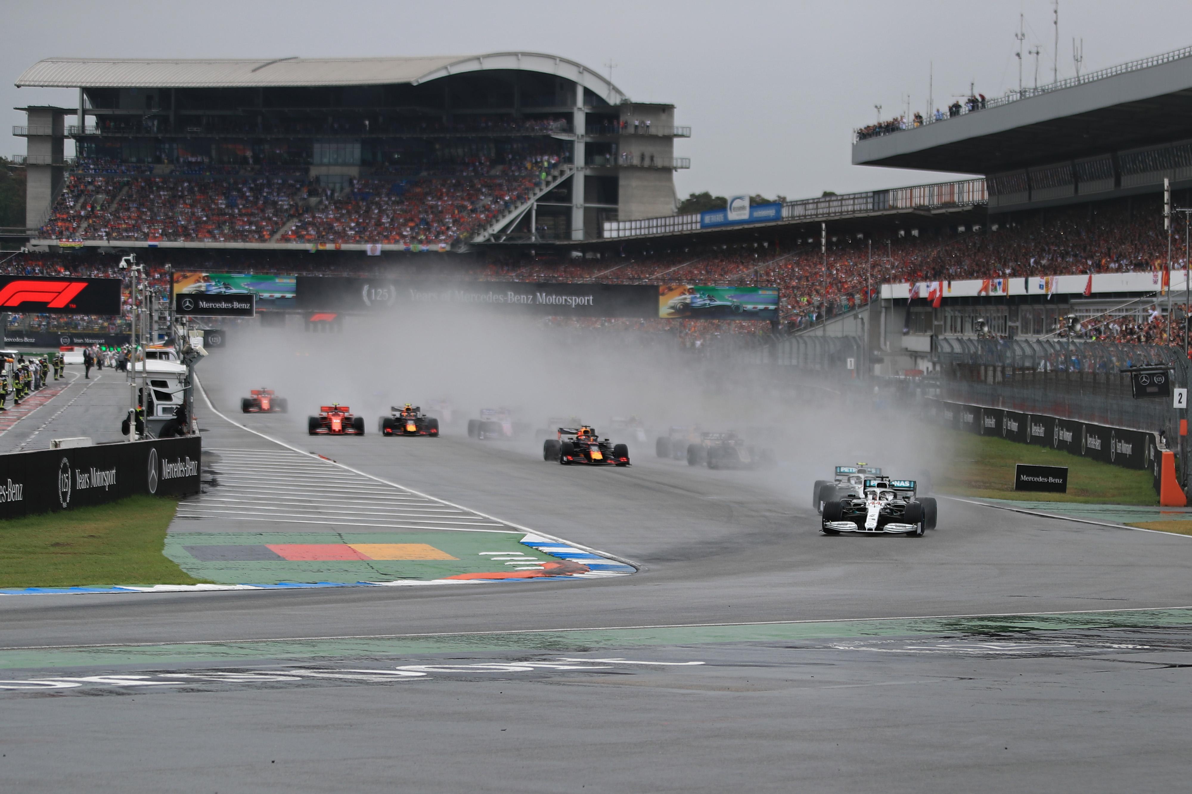 F1 Formula 1 German Grand Prix Hockenheim