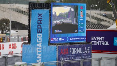 Photo of Practice results – Santiago E-Prix
