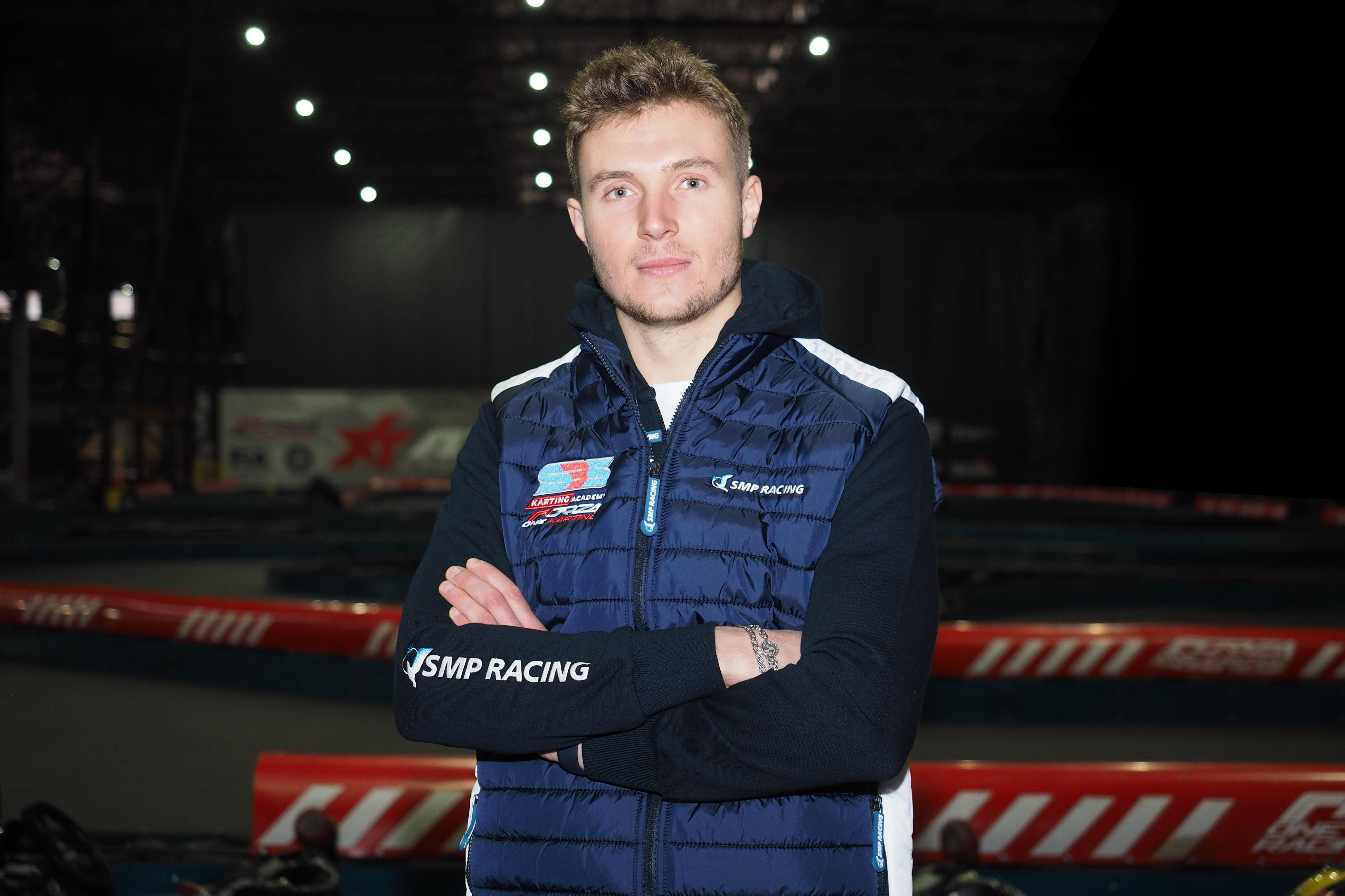 F1 Formula 1 Sergey Sirotkin SMP Racing karting academy Russia
