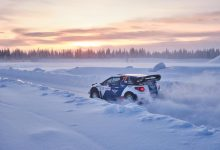 Photo of Bottas secures P9 finish in Arctic Rally appearance