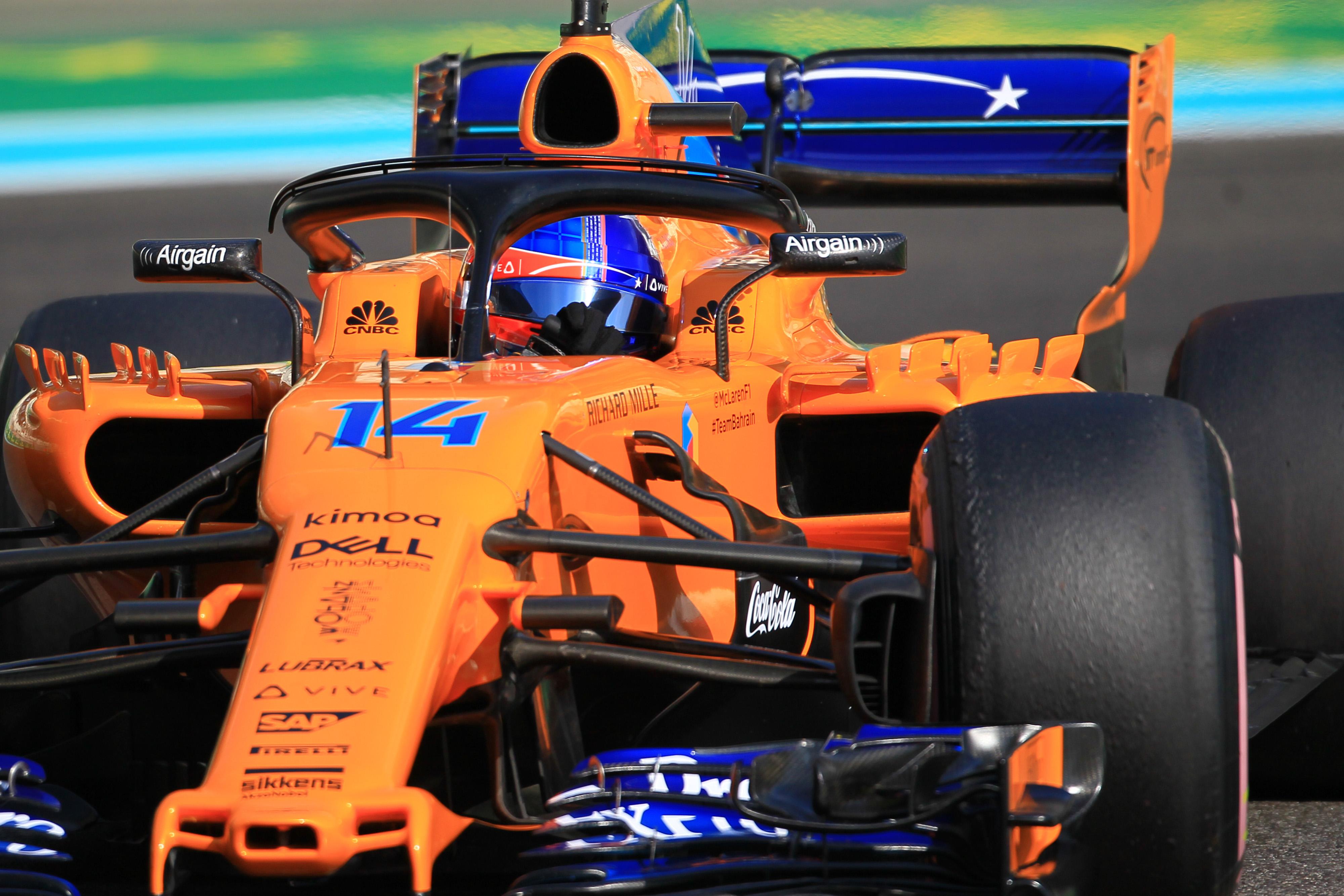 F1 Formula 1 Fernando Alonso McLaren Indy 500 Toyota Gazoo Racing