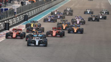 Photo of F1's audience figures in 2019 highest since 2012