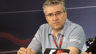 Photo of Pat Fry to join Renault on February 5th