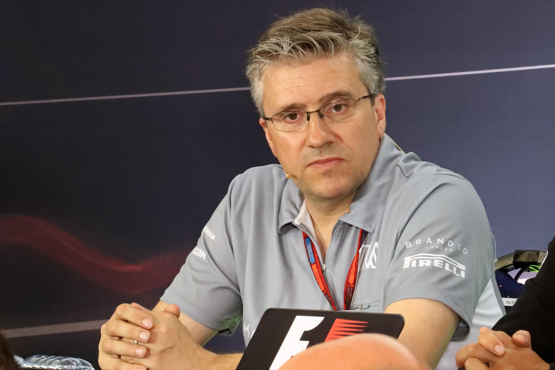 F1 Formula 1 Renault Pat Fry