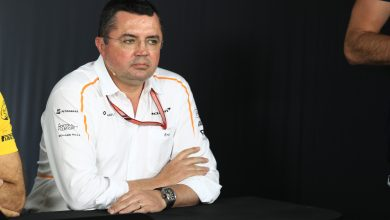 Photo of Eric Boullier appointed as Managing Director for French GP