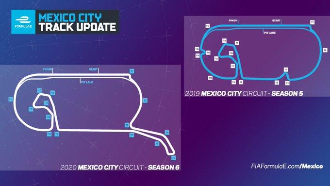 Formula E Mexico City ePrix