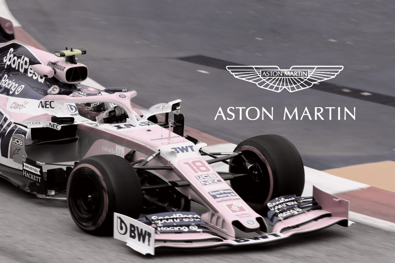 F1 Formula 1 Aston Martin Racing Point