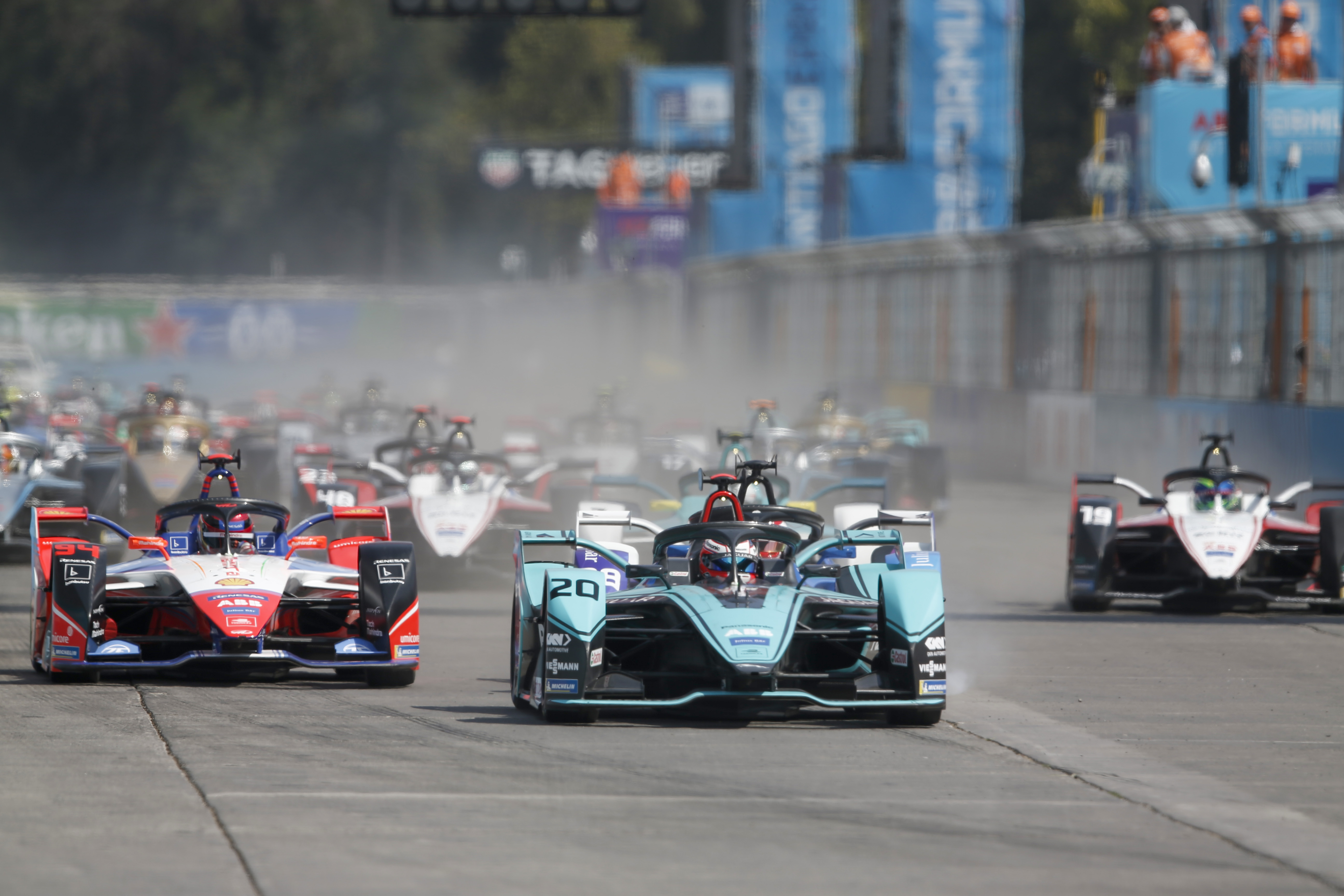 Sanya E-Prix postponed due to coronavirus