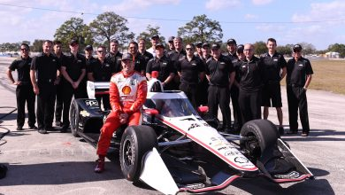 Photo of Scott McLaughlin to make IndyCar debut with Penske