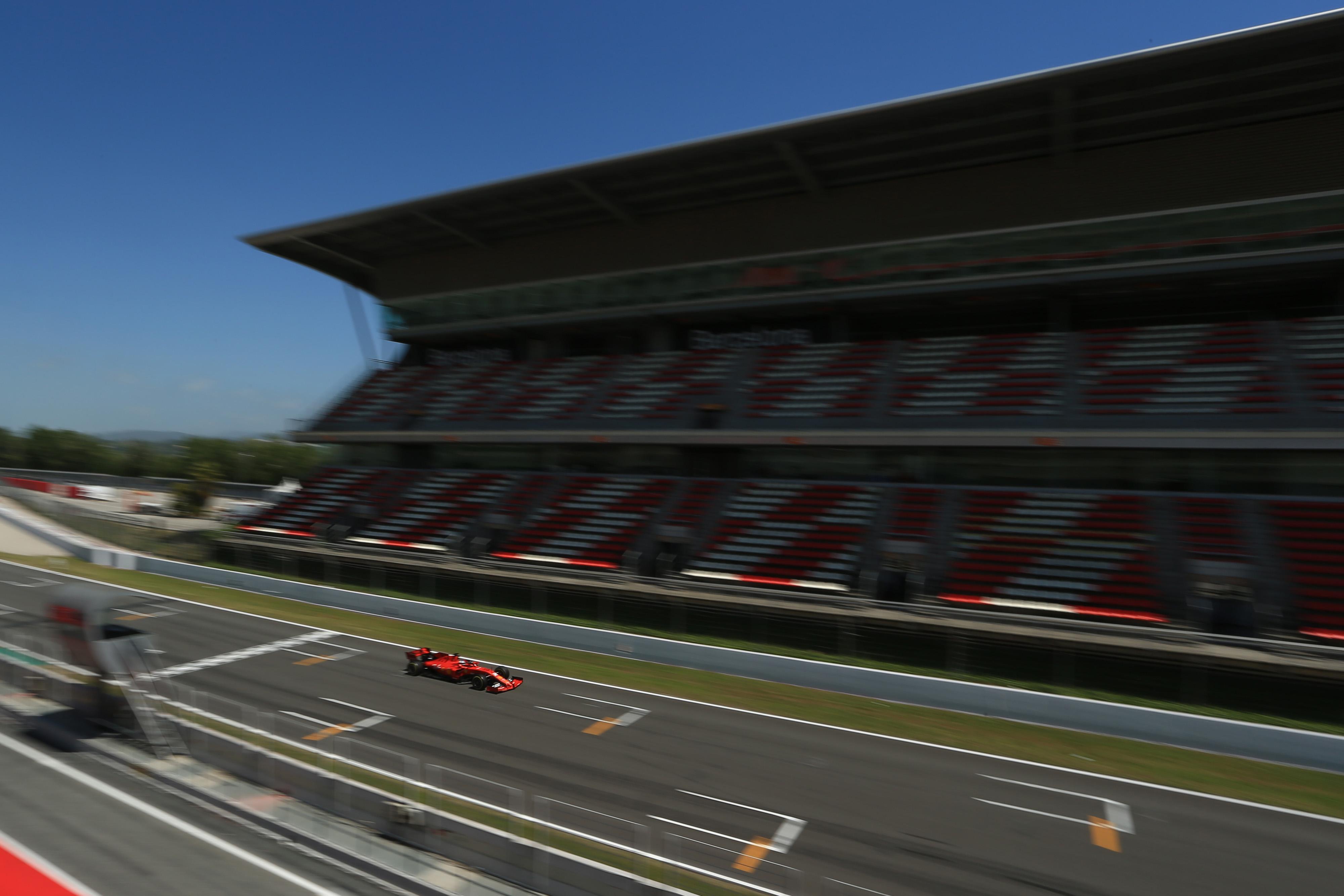 broadcast F1 Formula 1 testing F1 TV Pro watch