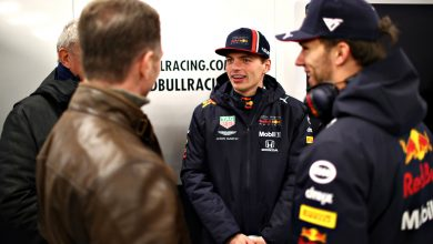 """Photo of Christian Horner: """"Max Verstappen is the coming man"""""""