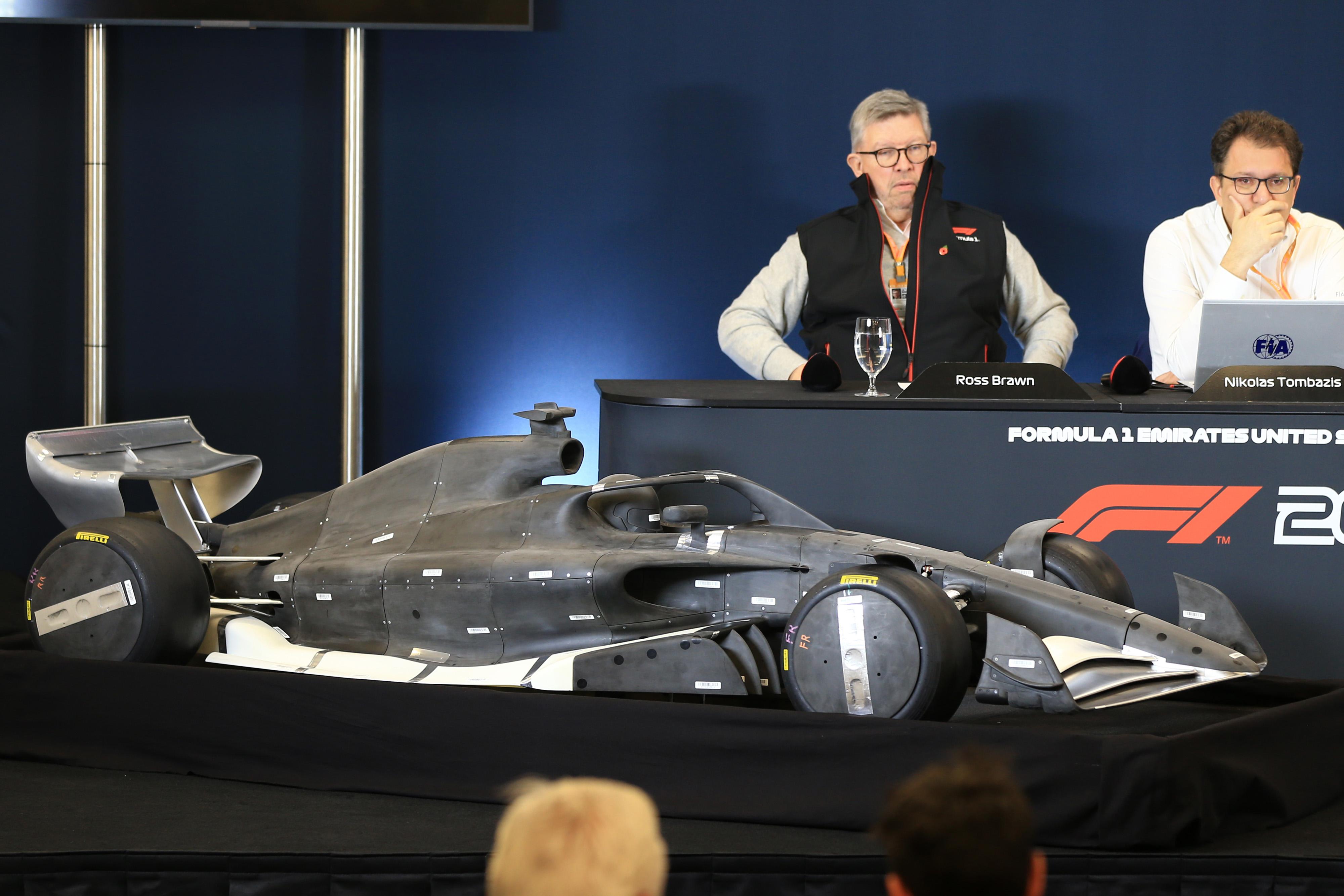 F1 Formula 1 rules Ross Brawn regulations rules loophole