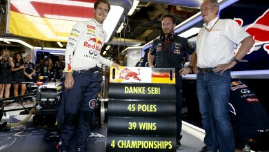 Photo of Marko: Vettel enquired about return to Red Bull Racing